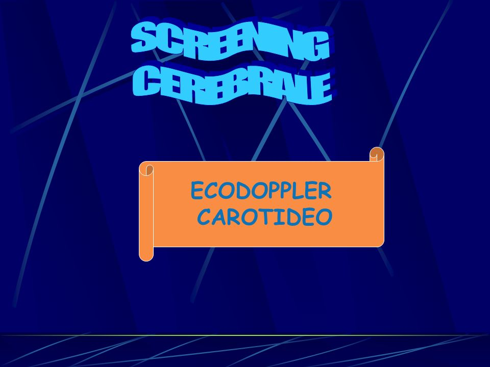 ECODOPPLER CAROTIDEO