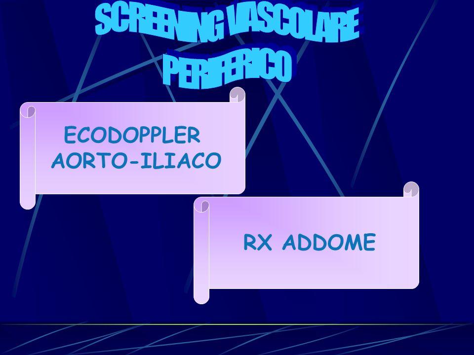 ECODOPPLER AORTO-ILIACO RX ADDOME