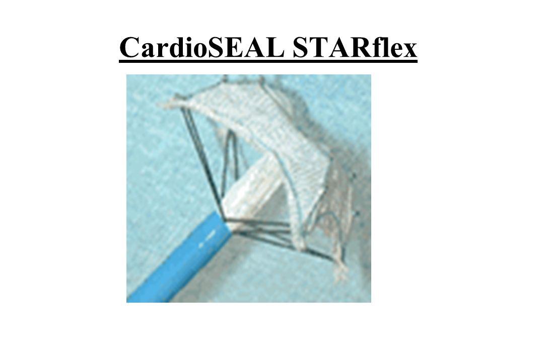 CardioSEAL STARflex