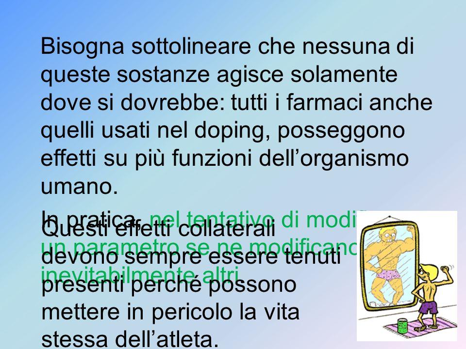 Il reato di doping è già configurabile allatto della sola somministrazione o assunzione di talune sostanze qualora esse non siano giustificate da specifiche patologie o disturbi.