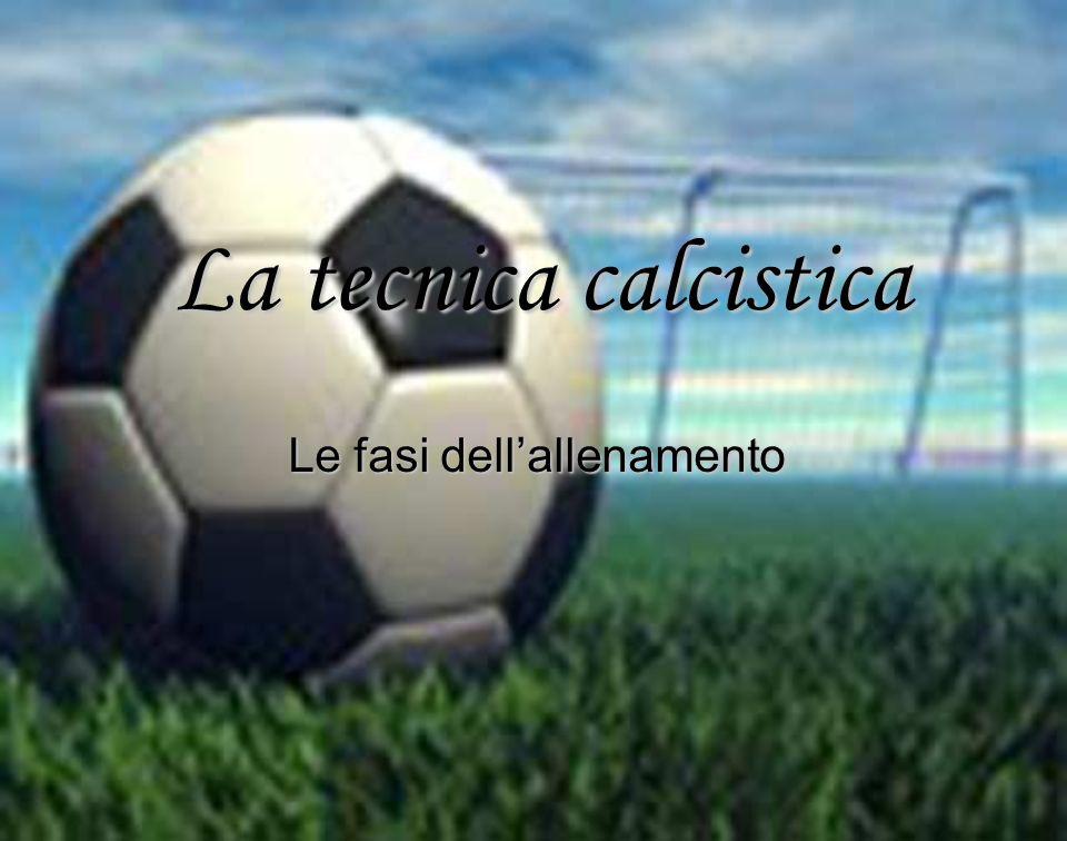 Introduzione Il calcio è uno sport che richiede alcune specifiche abilità.