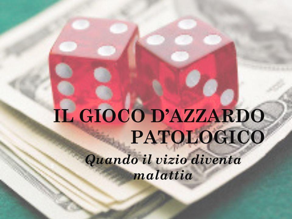 Fa affidamento sugli altri per reperire il denaro per alleviare una situazione economica disperata causata dal gioco (una operazione di salvataggio).