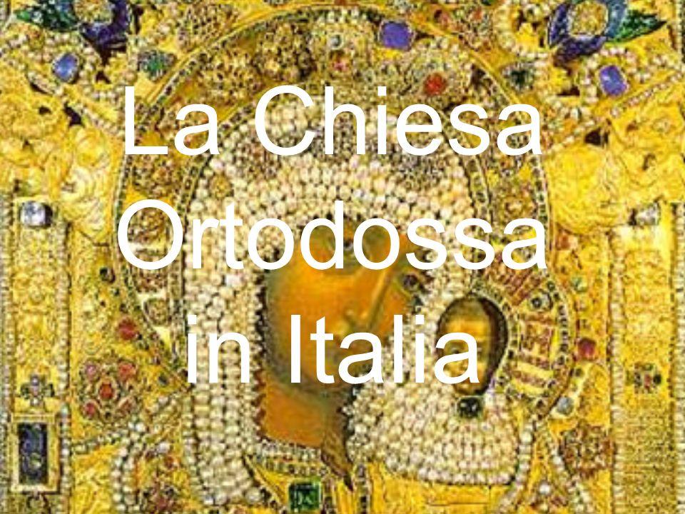 La Chiesa Ortodossa in Italia