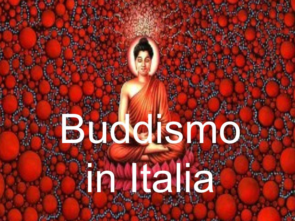 Buddismo in Italia