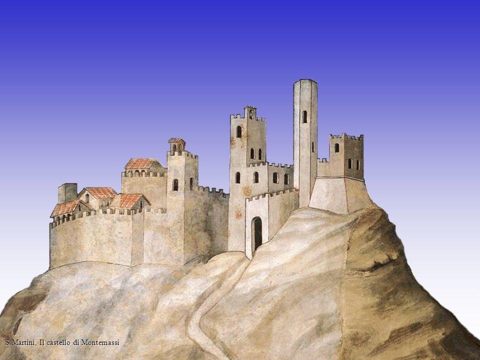 S.Martini, Il castello di Montemassi