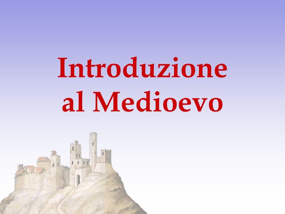 Età antica Quando inizia il Medioevo.La sua collocazione nel tempo a.C.d.C.