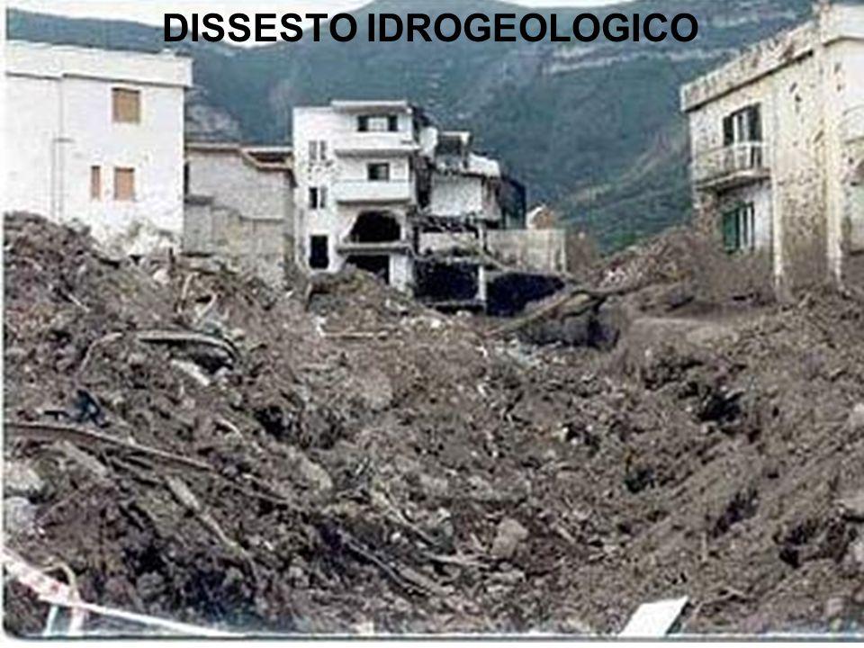 DISSESTO IDROGEOLOGICO