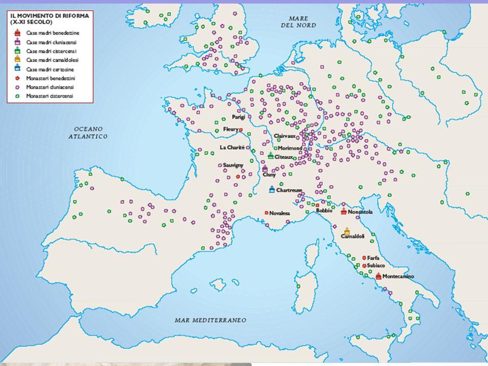 I pellegrinaggi Mete principali di pellegrinaggio: Roma Costantinopoli Santiago di Compostela Gerusalemme Le reliquie sono molto ambite.