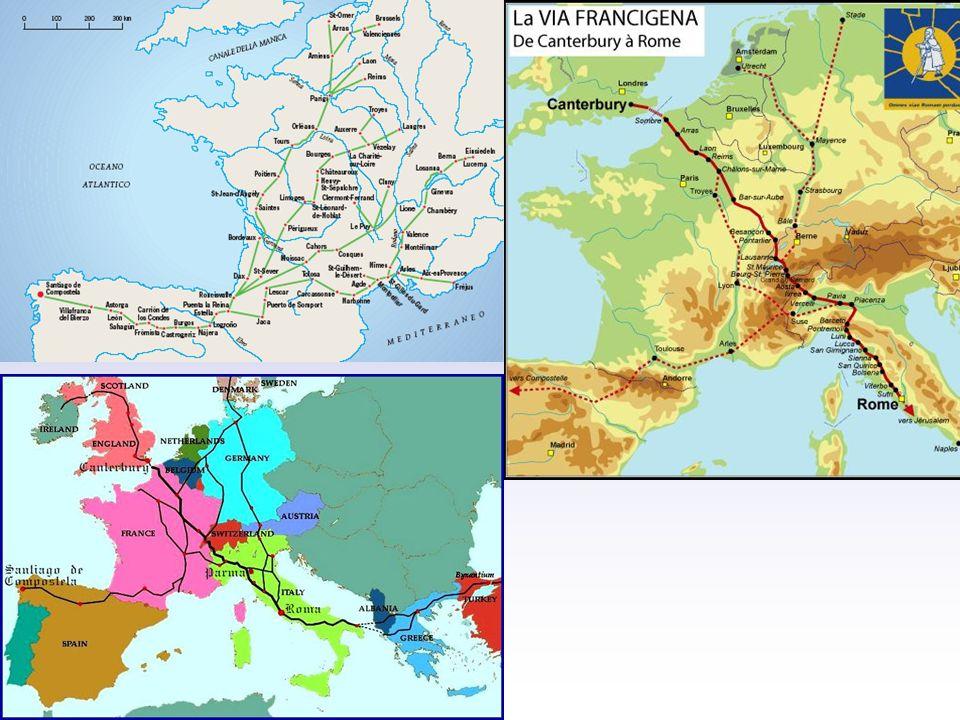 Regni romano-barbarici (circa 510 d.C.)