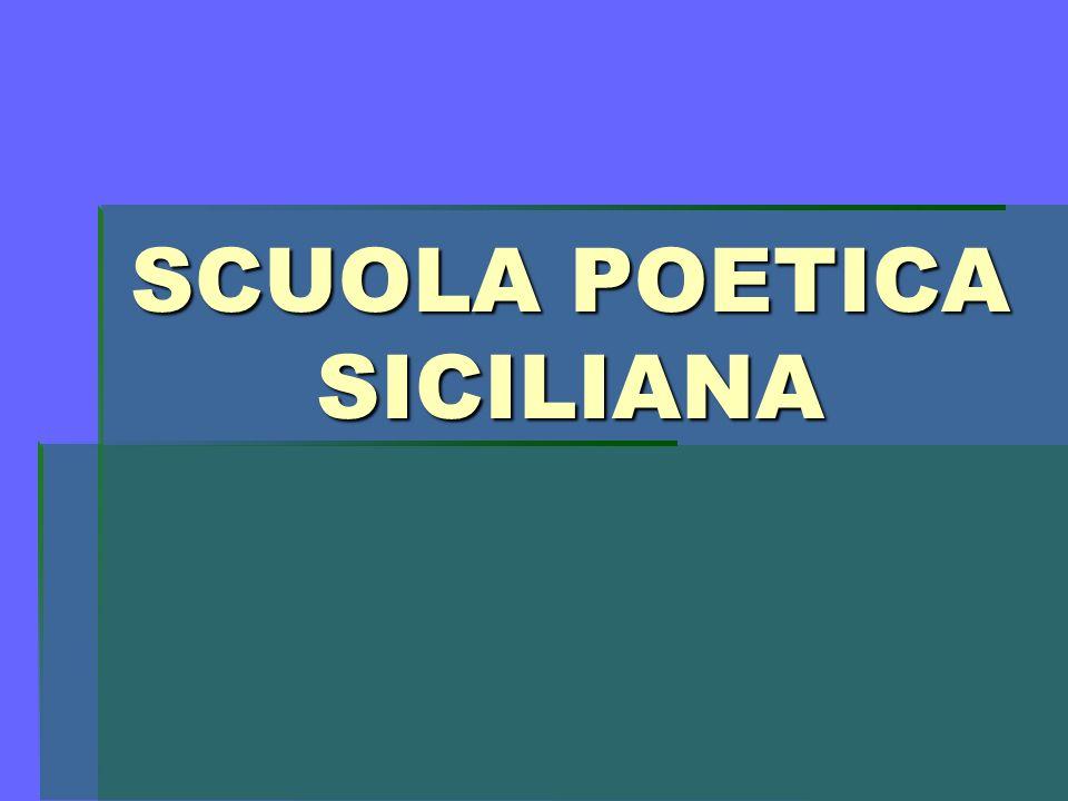IL SUD ITALIA Centro culturale più aperto in Italia allinizio del XIII: corte di Federico II di Svevia, nipote di Federico Barbarossa, in Sicilia