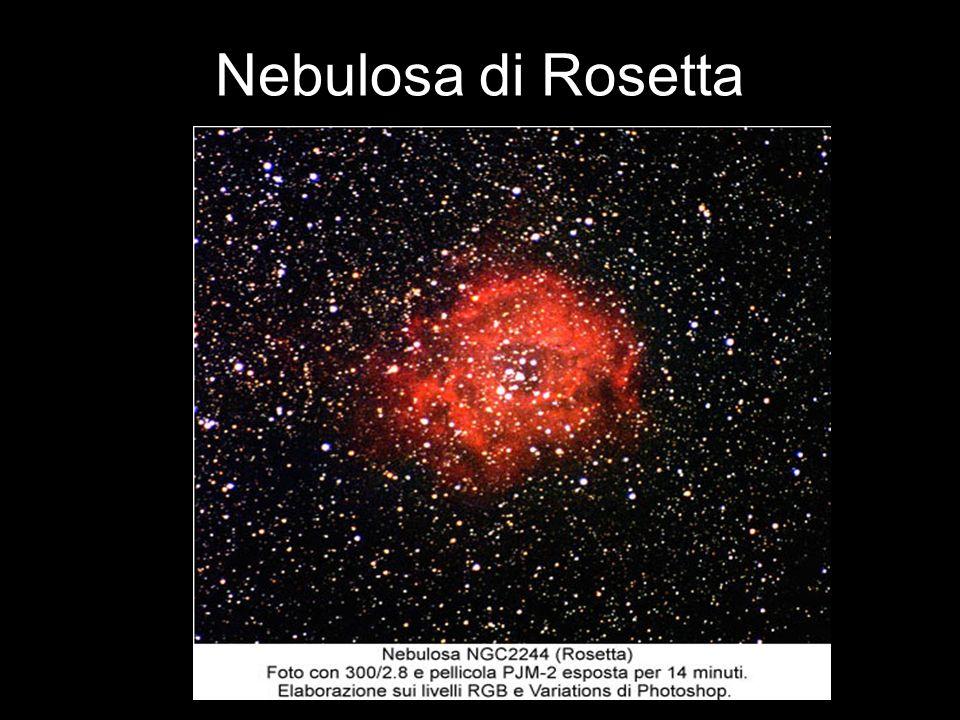 Nebulosa di Rosetta