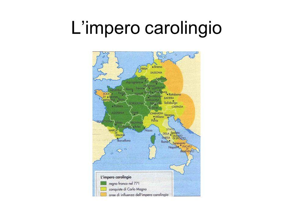 Limpero carolingio