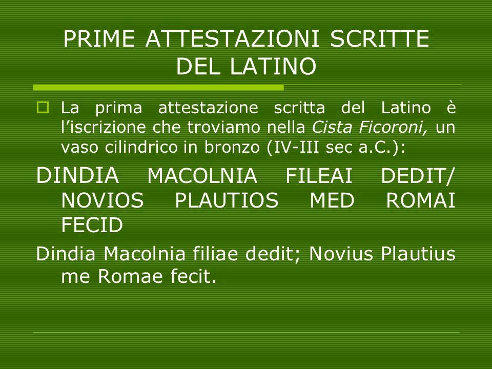 CISTA FICORONI