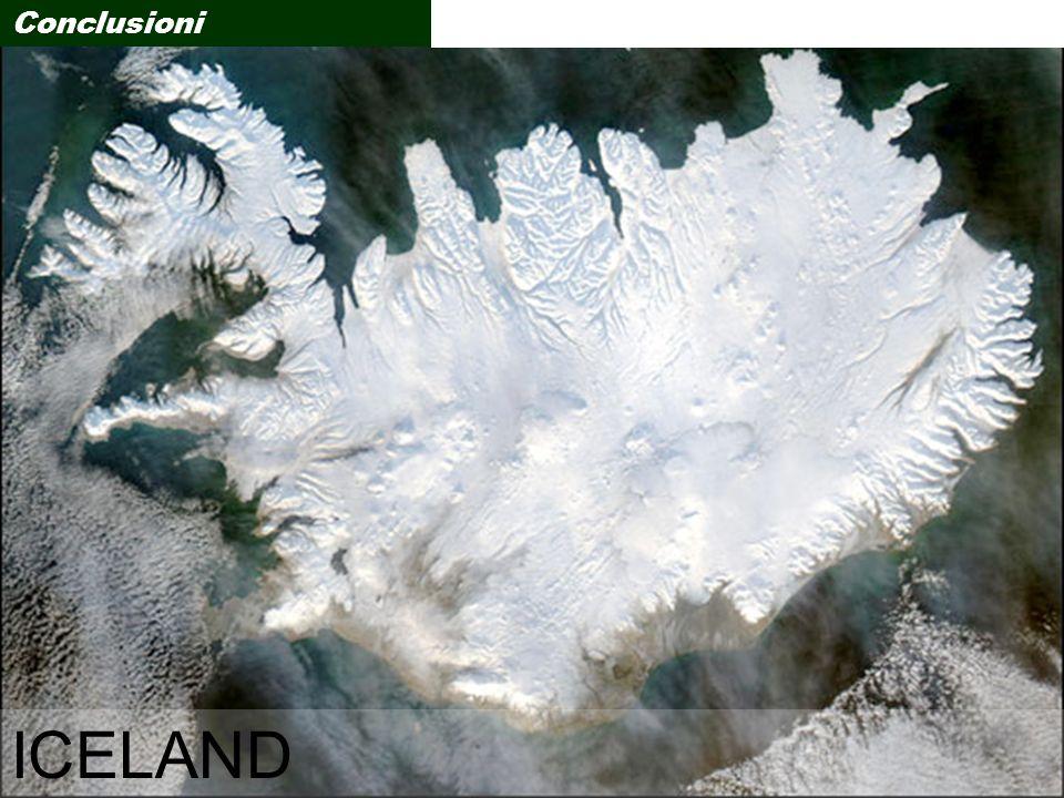 ICELAND Conclusioni