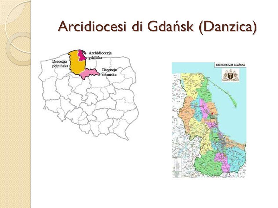 Arcidiocesi di Gdańsk (Danzica)