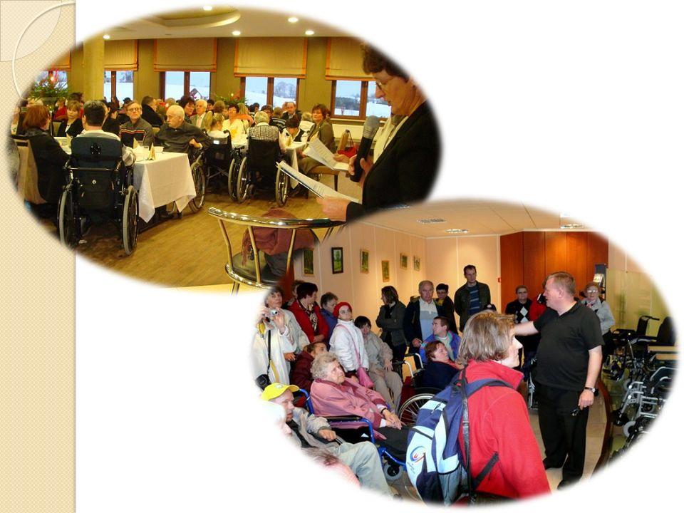 Il CVS organizza: ritiri per i volontari, gite, pellegrinaggi nazionali (2 volte lanno) e all estero (Lourdes 1 volta lanno), feste, gare sportive, ritiri per i giovani volontari, giornate dell ammalato, via crucis.