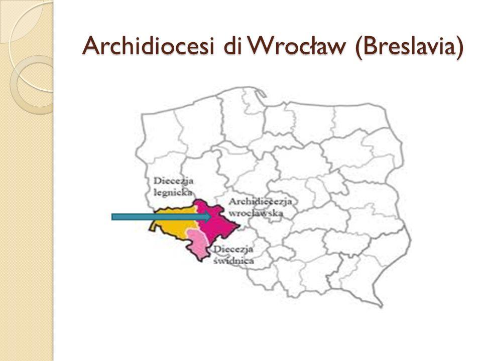 Archidiocesi di Wrocław (Breslavia)