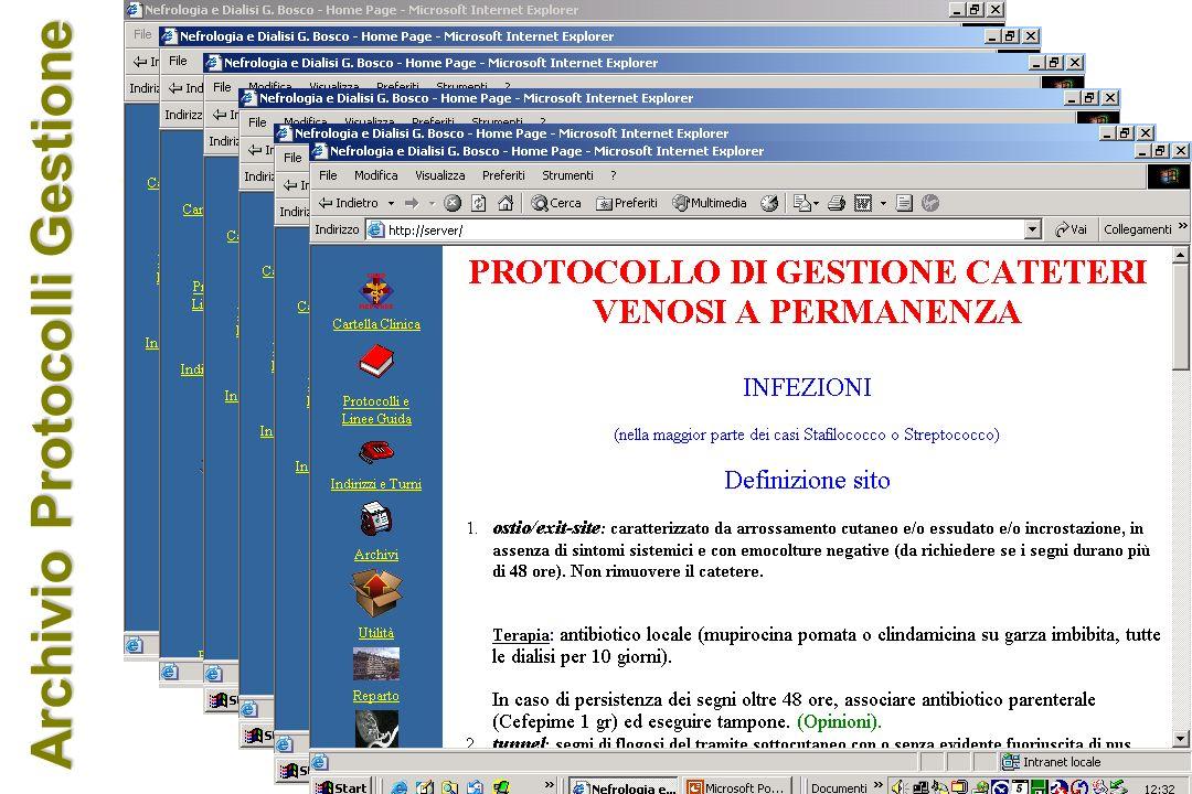 Archivio Protocolli Gestione