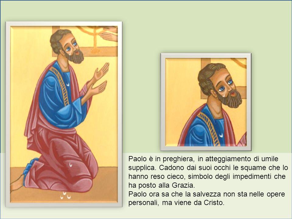 Egli soggiunse: Il Dio dei nostri padri ti ha predestinato a conoscere la sua volontà, a vedere il Giusto e ad ascoltare una parola dalla sua stessa b