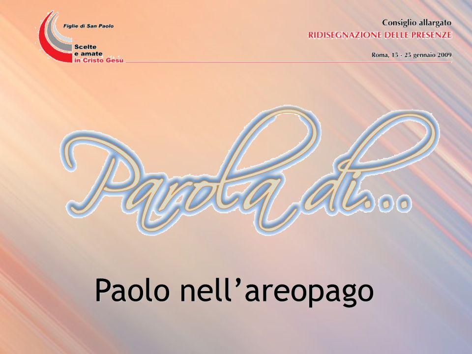 Paolo nellareopago