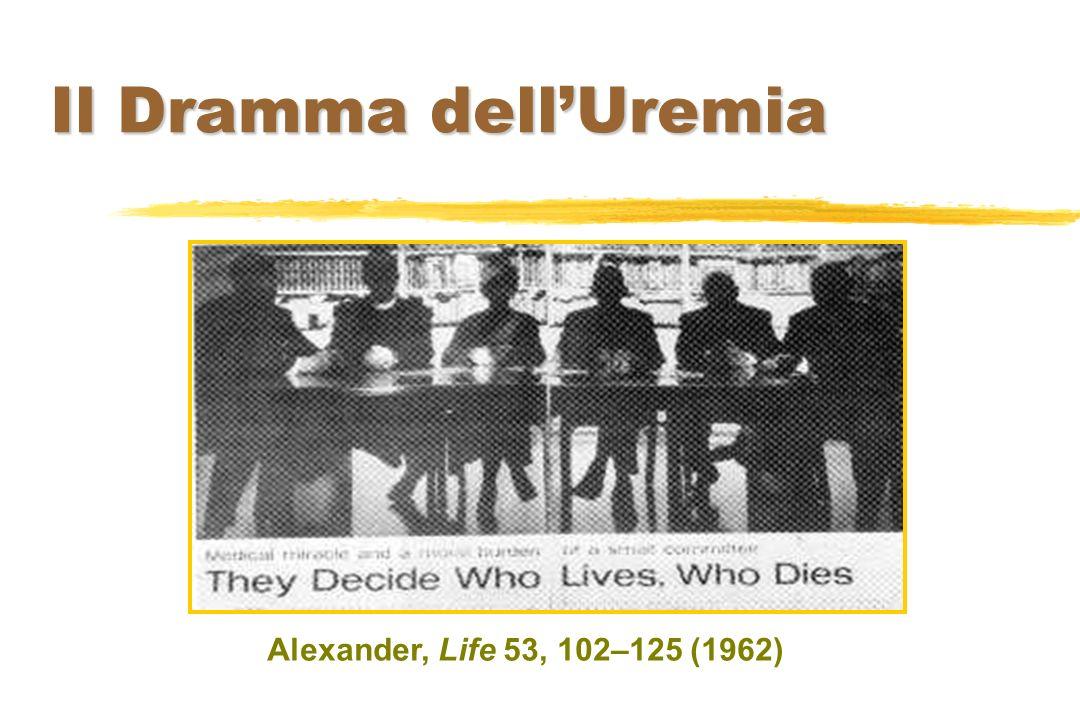 Il Dramma dellUremia Alexander, Life 53, 102–125 (1962)