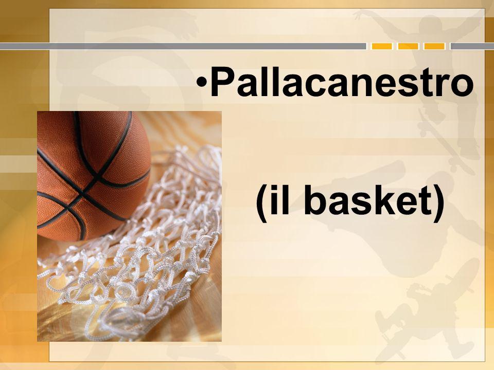 Pallacanestro (il basket)