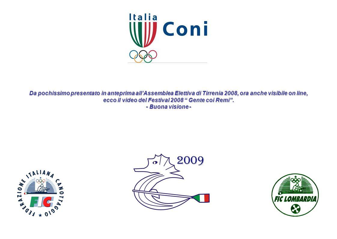 Da pochissimo presentato in anteprima allAssemblea Elettiva di Tirrenia 2008, ora anche visibile on line, ecco il video del Festival 2008 Gente coi Re