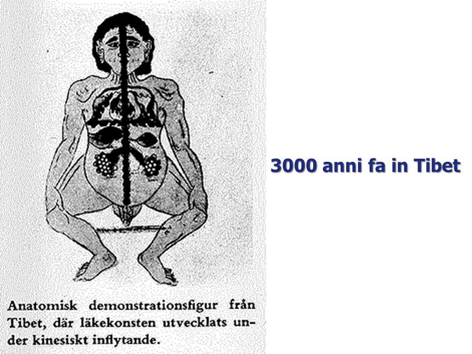 3000 anni fa in Tibet