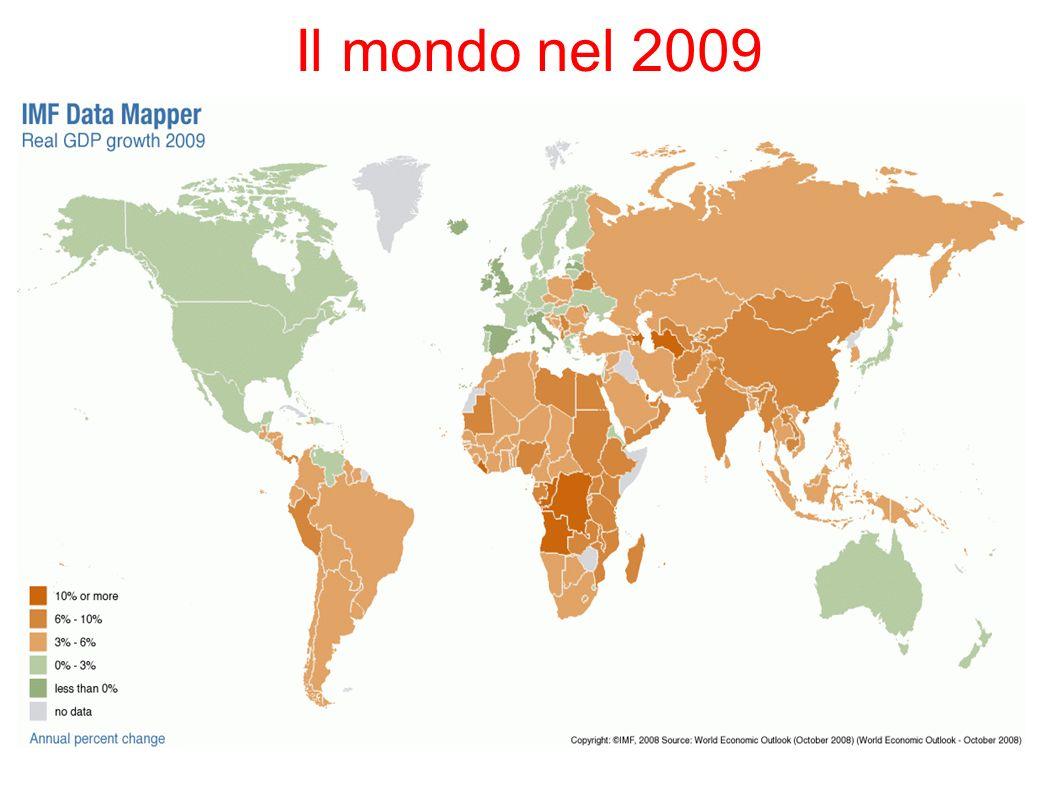 3 Il mondo nel 2009