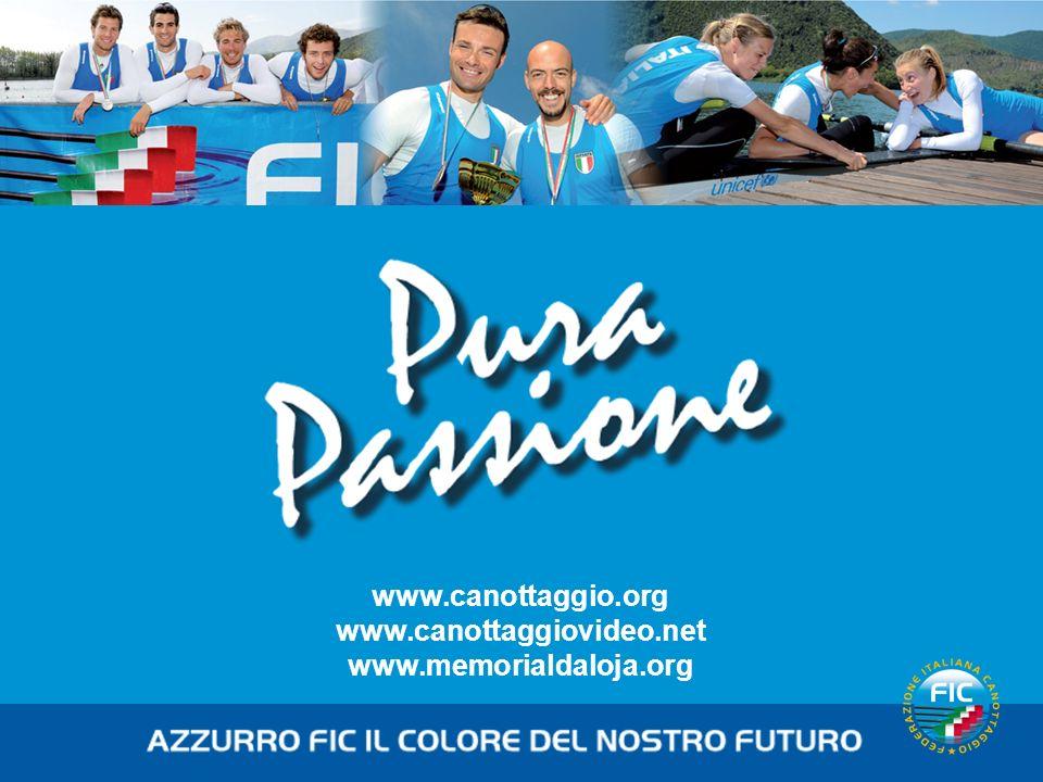Copertina www.canottaggio.org www.canottaggiovideo.net www.memorialdaloja.org