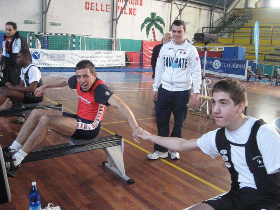 Attività sportiva in età evolutiva Monguzzo, 4 Aprile 2009