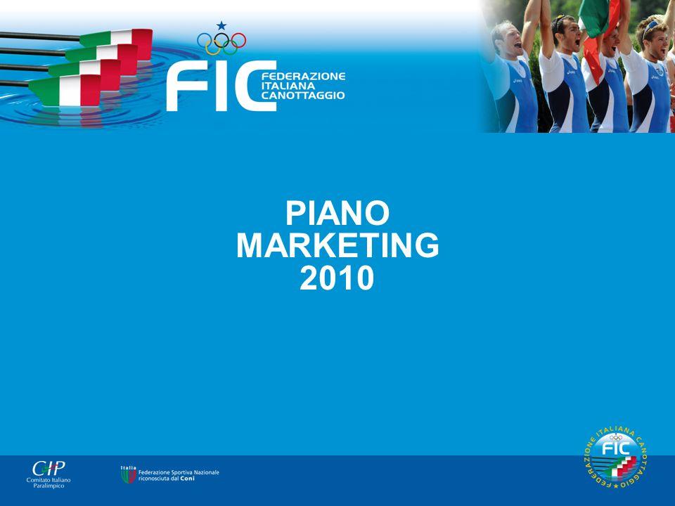 TOTALE ATLETI PER REGIONE Statistica stagione 2009 PIANO MARKETING 2010 REGIONETotali Tot.FTot.MTOTALE PIEMONTE2727361008 LOMBARDIA49016232113 PROV.