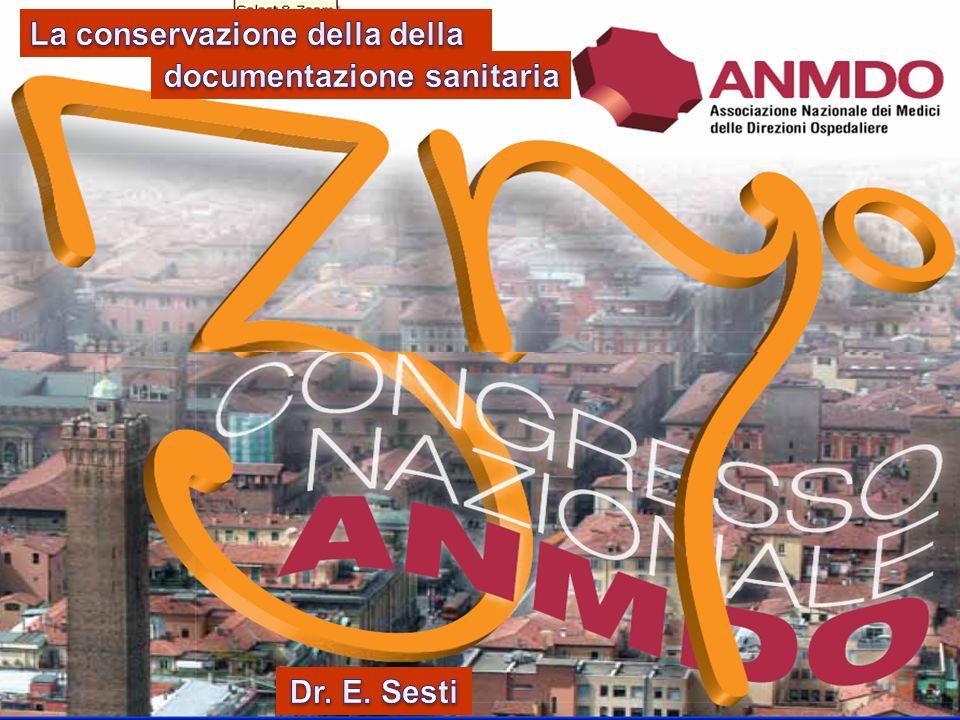 Egidio SESTI 10.6.2011 Dott. Egidio SESTI – Direttore UOC Qualità Risk Management