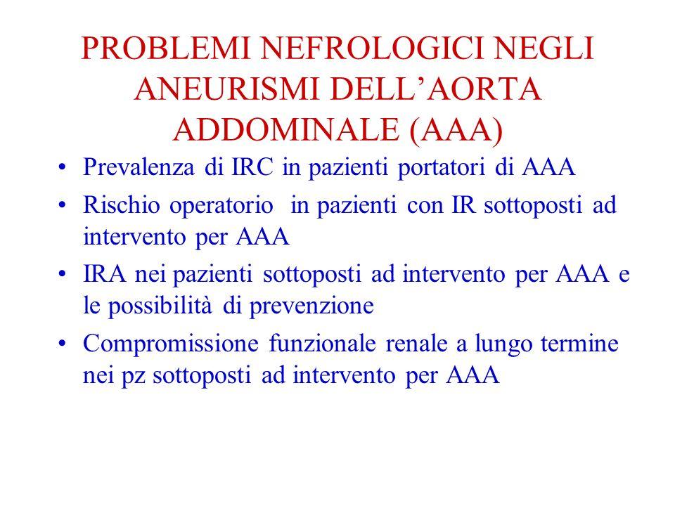 Invecchiamento vascolare precoce del paziente nefropatico in dialisi Paziente di anni 48 Sindrome nefrosica per GNMP,grave dislipemia.
