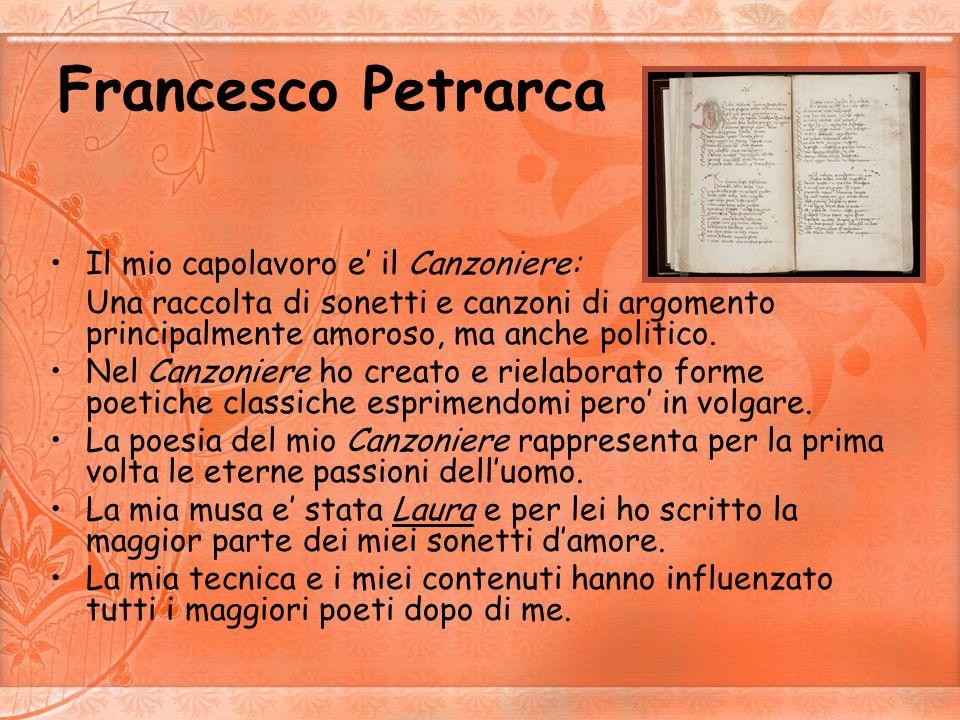 Sandro Botticelli Sono stato un grande pittore del primo Rinascimento Il mio patrono era Lorenzo de Medici, detto il Magnifico.