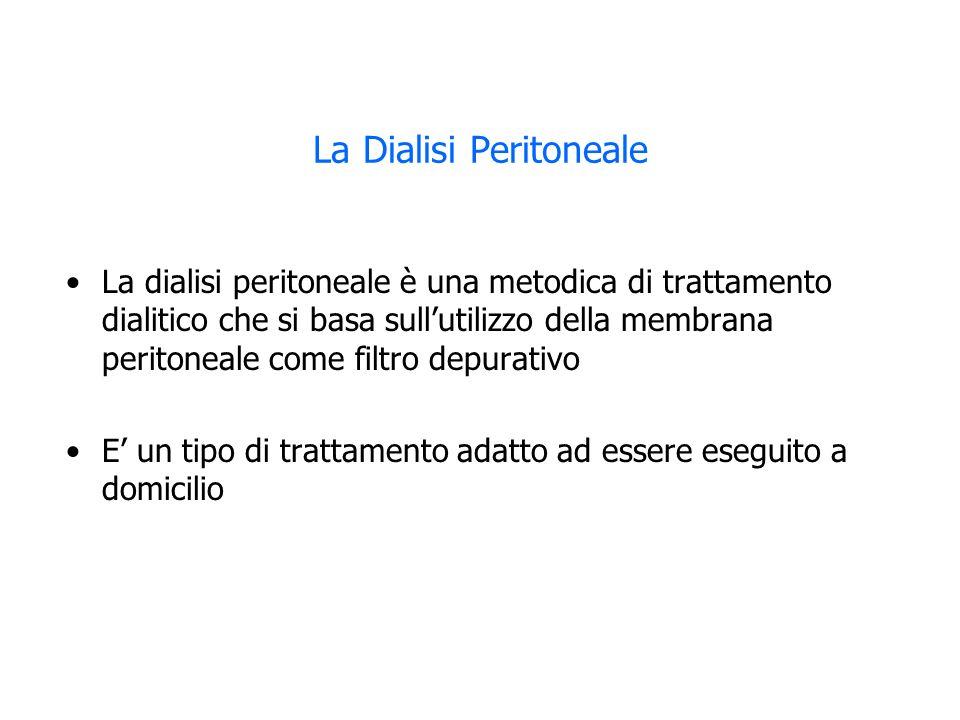 Un filmato sulla Dialisi Peritoneale Come funziona la DP?
