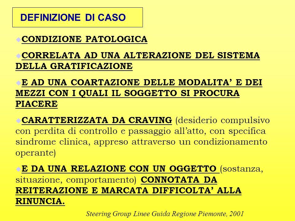 Fonti di dati Sequestri Decessi Richieste di cura (Min.