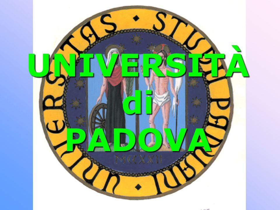 UNIVERSITÀdiPADOVA