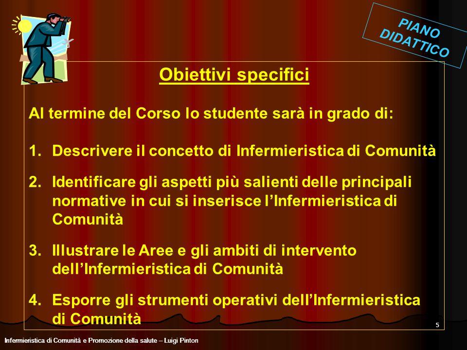 6 5.Specificare il ruolo e le competenze dellInfermiere 5.