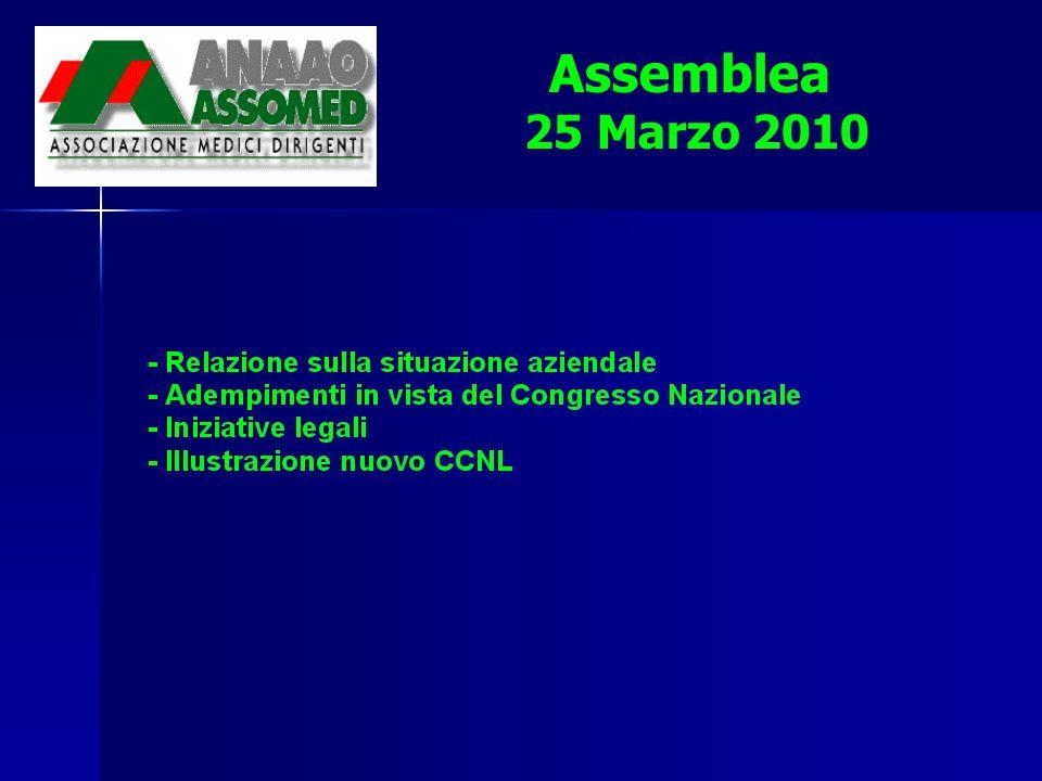 Assemblea 25 Marzo 2010