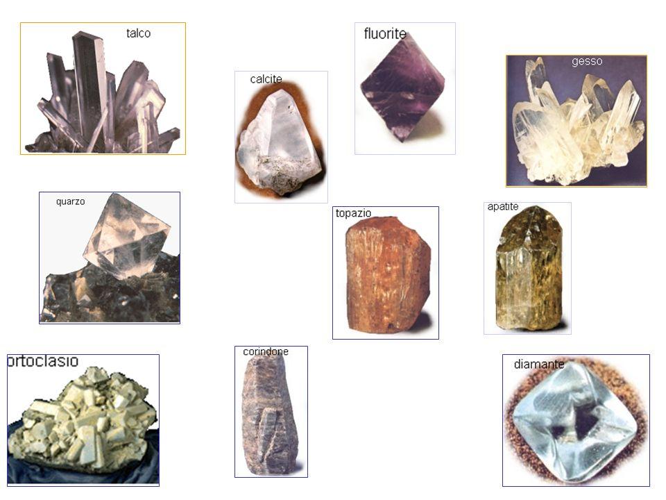 Cristalli in sezione