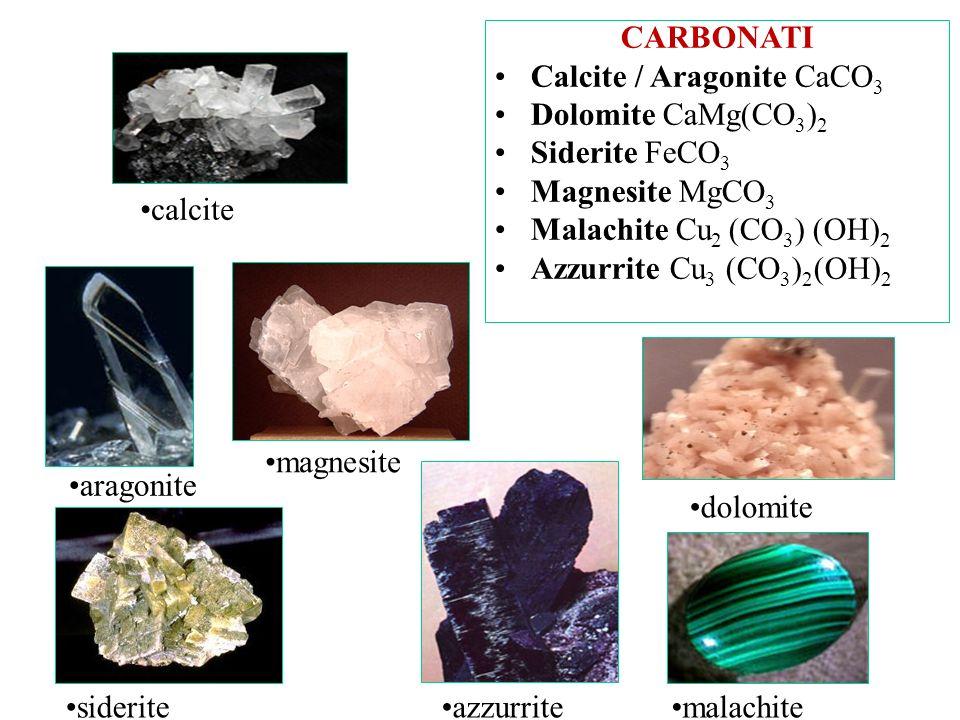 ALOGENURI salgemma silvite carnallite fluorite Salgemma NaCl Silvite KCl Fluorite CaF 2 Carnallite KCl*MgCl 2 *6H 2 O