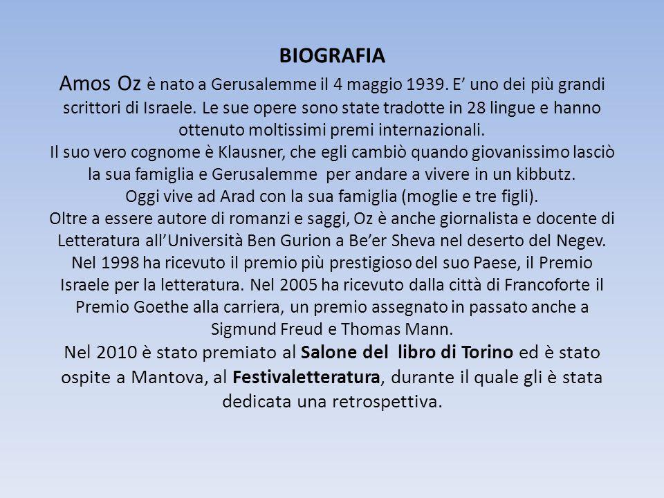Tra le sue opere pubblicate in Italia: Conoscere una donna, Guanda 1992 Fima, Bompiani, 1997 Michael mio, Bompiani, Univers.
