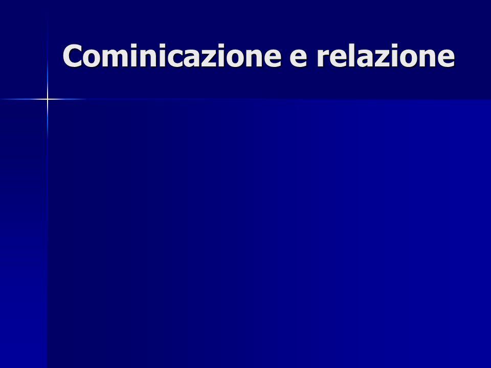 Comunicazione e contesto