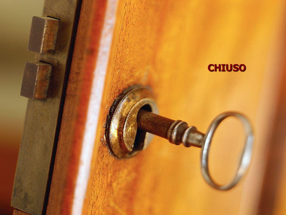 CHIUSO CHIUSO