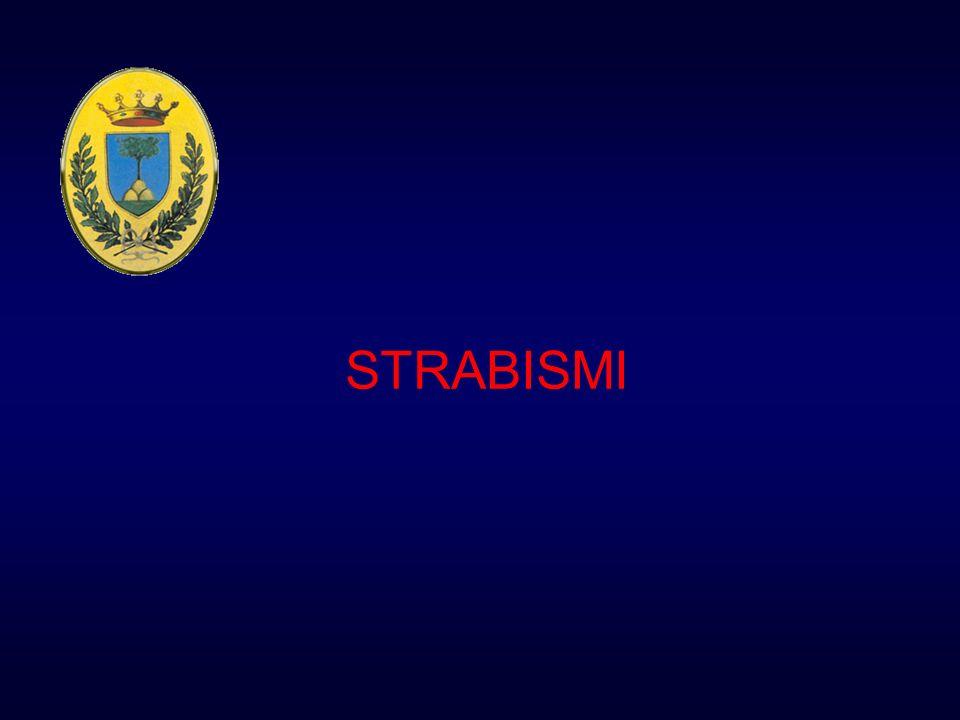 STRABISMI