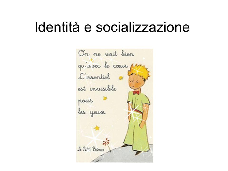Socializzazione e riproduzione sociale Coorte detà Patrimonio culturale Socializzazione primaria Socializzazione secondaria