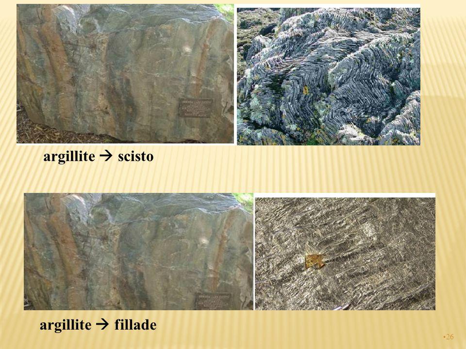argillite scisto 26 argillite fillade