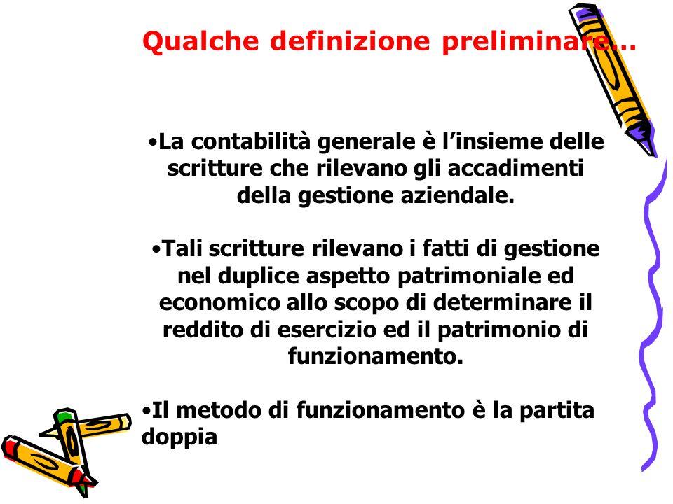 La valutazione delleconomicità Perché lesigenza di valutazione.