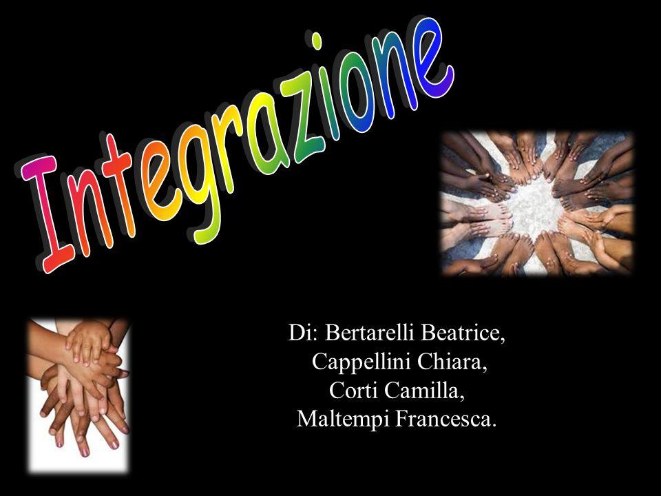 Di: Bertarelli Beatrice, Cappellini Chiara, Corti Camilla, Maltempi Francesca.